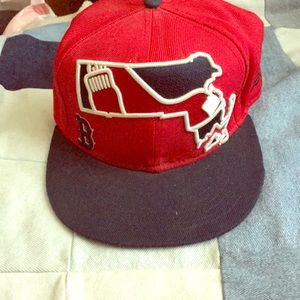 Boston RedSox Hat.